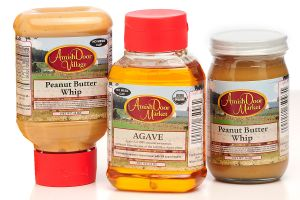 <b>Amish Door Village Spreads </b><br/>Custom Peanut Butter and Honey Labels